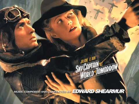 Sky Captain and the World of Tomorrow : Fantasy End Credits