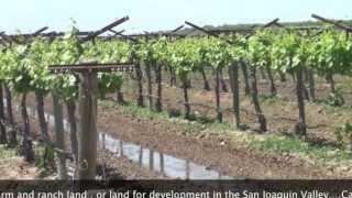 San Joaquin Valley Farm and Ranch Land for Sale