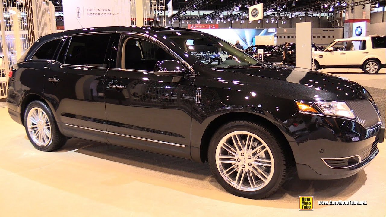 2015 Lincoln Mkt 3 5l Ecoboost V6 Awd Exterior And