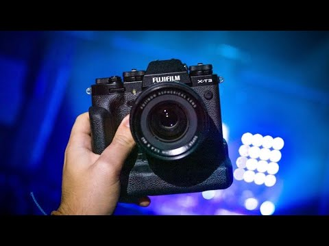 FUJI XT3 - BEST HYBRID CAMERA OF THE YEAR