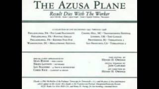 The Azusa Plane - Phi Lam Fraternity, Philadelphia, PA
