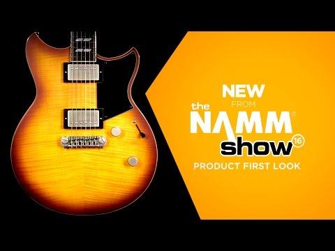 NAMM 2016 - Yamaha RevStar RS620 Electric Guitar