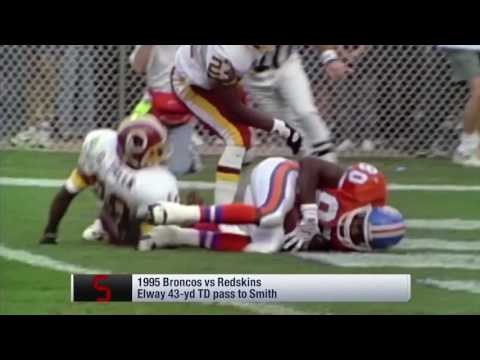 John Elway Hail Mary Touchdown vs Redskins 1995