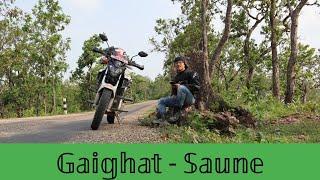 Udayapur Gaighat, Saune Ride Vlog    Eastern Nepal    Part 3 of 3