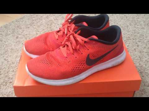 Nike Free RN Running Shoes 2016 Review