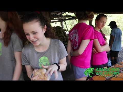 French Broad River Academy Cultural Immersion Week: Ep. #1