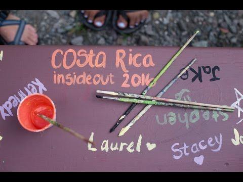Costa Rica Mission Trip 2016 (#CRIO16)