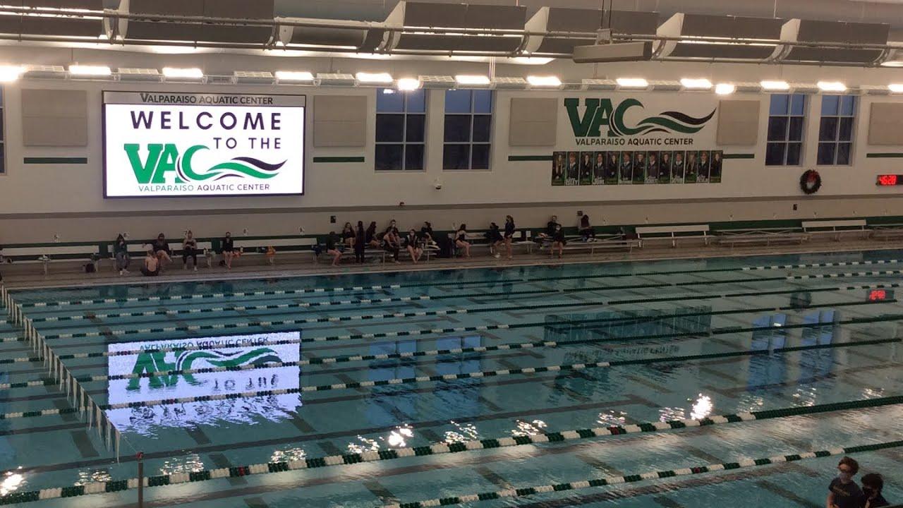 Valparaiso Swim vs Munster and SB Riley at 10:00am