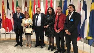 Наградени студенти от Икономически университет – Варна в Брюксел