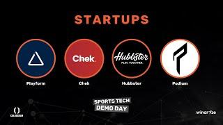 Sports Tech Demo Day #5