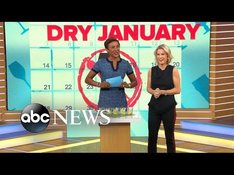 Health tips to safely participate in Dry January
