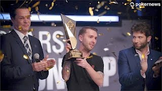 PokerStars Championship Panama Winner Kenneth Smaron