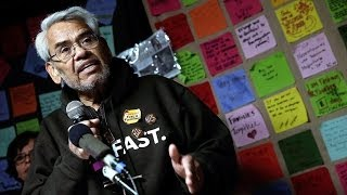 Labor Leader Eliseo Medina on Fasting For Immigration Reform, Organizing With César Chávez