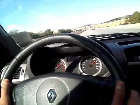 vitesse max clio compus 180 klm