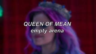 Sarah Jeffery - Queen of Mean | Empty Arena Edit