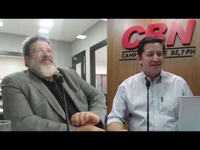 Entrevista com o Filósofo Mario Sergio Cortella (12/07/2019)