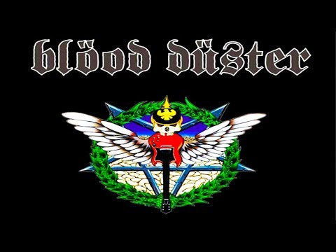 BLOOD DUSTER  Blood Duster Fulllength Album Grindcore