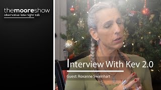 Interviewing Myself Kevin From A Parallel Reality with Channeler Roxanne Swainhart