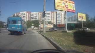 Незаконная остановка 19 июля 2013 г. г. Самара, ул. Антонова-Овсеенко(, 2013-07-19T12:52:58.000Z)