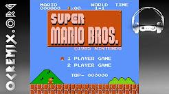 OC ReMix #1599: Super Mario Bros. 'Mario Likes Thorazine' [Overworld BGM, Game Over] by Shnabubula