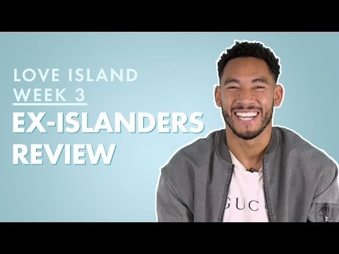 Ex-Islander Josh Denzel's opinions on week 3 of Love Island 2019  Cosmopolitan UK