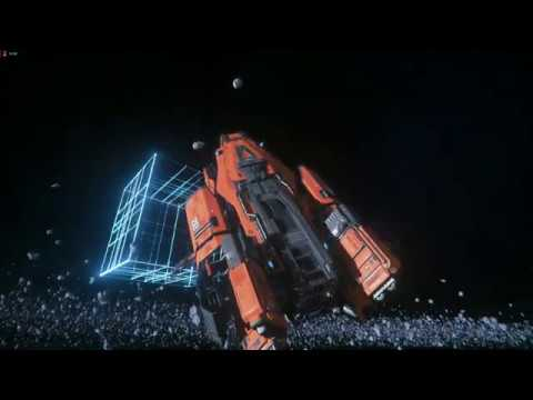 Star Citizen 3.8.0 PTU wave 1 Gameplay #004 Argo Mole fun with friends 2/2 (Hun)  (2560x1440)