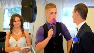 Классный Интерактив на свадьбе -ведущий Артём Демихов(, 2016-08-02T19:36:46.000Z)