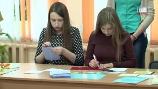 Гродненские школьники своими руками создают тактильные книги для детей с нарушением зрения