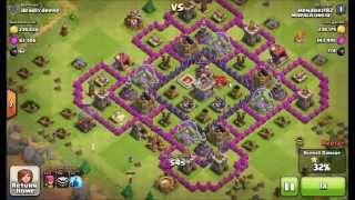 "[Clash of Clans] Farming Strategy Clash Of Clans ""Amazing"" #2PlayYourGame"