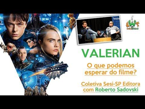 Aquecimento Valerian: A importância nos Quadrinhos e o que podemos esperar nos Cinemas!