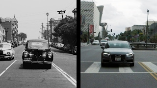 Seventy Years of Los Angeles, Then and Now | The New Yorker thumbnail