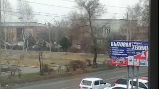 В Ермаковском ветер унес крышу банка