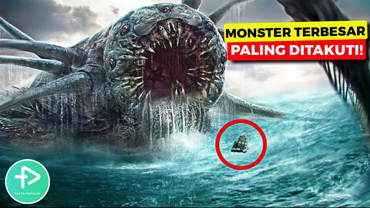 Download Penguasa Lautan Prasejarah yang Paling Mengerikan daripada Megalodon