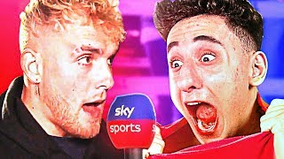 Download JAKE PAUL OFFICALLY CONFIRMS GIB FIGHT!!! (KSI vs Logan Paul) Mp3 and Videos