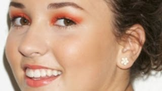 Orange eyeshadow Thumbnail