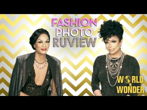RuPaul's Drag Race Fashion Photo RuView with Raja and Raven - Season 7 Episode 5 - The DESPY Awards