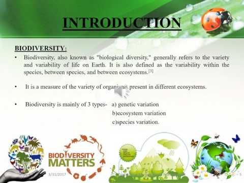Biodiversity and Sustainable Development: A Crucial Analysis
