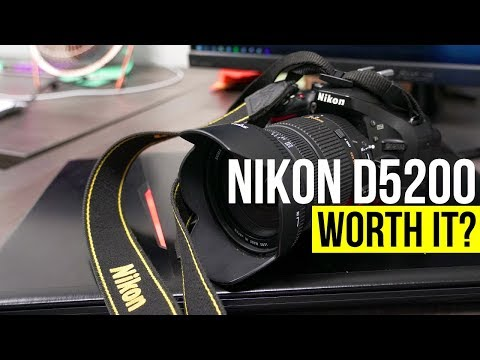DON'T BUY A Nikon D5200 In 2018? (An HONEST Review + Worth It?)