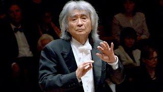 Bruckner: Symphony No. 1 / Ozawa · Berliner Philharmoniker