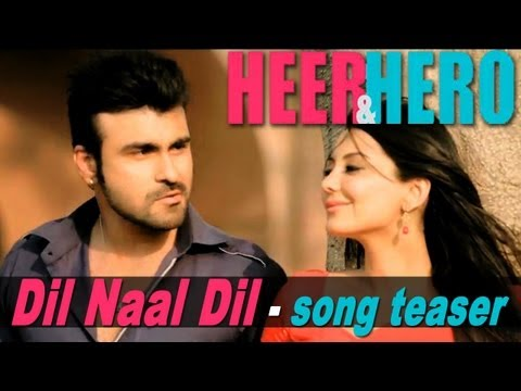 Dil Naal Dil - Official Song Promo 3 - Minissha Lamba - Heer And Hero (2013) - Sonu Nigam
