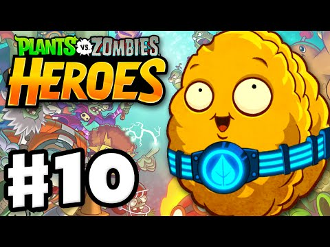 Plants vs. Zombies: Heroes - Gameplay Walkthrough Part 10 - Wall-Knight! (iOS, Android)