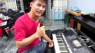 Hướng Dẫn Thu Playback Trên Đàn Yamaha S970, 770....