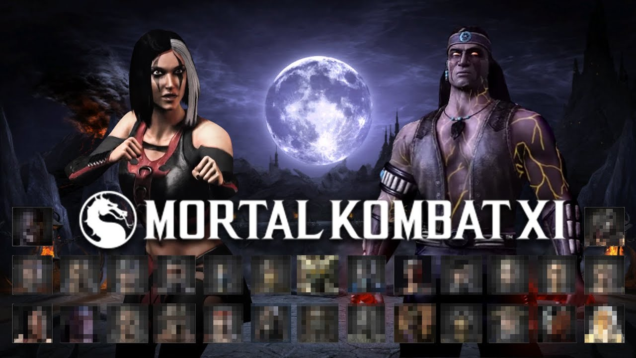 Mortal Kombat 11 - Full Main Roster Predictions!