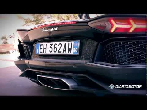 Lamborghini Aventador LP700 4 Engine Sound