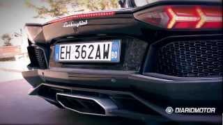 Lamborghini Aventador LP700 4 Engine Sound