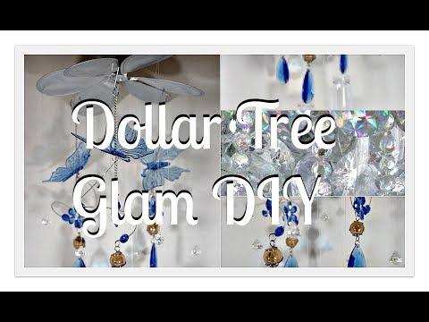 Glam DIY Windchime