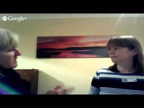 Fiona interviews Jane Walker