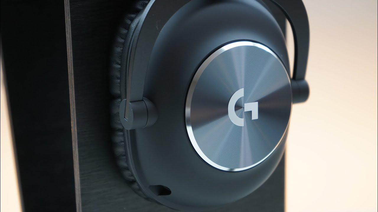 LOGITECH G PRO X GAMING HEADSET UNBOXING + REVIEW