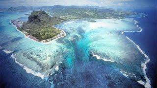 モーリシャス島にある海の滝 /ゆり 「糸」 歌ってみた