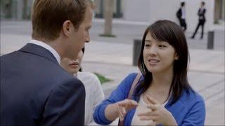 【HD】 桜庭ななみ 三菱地所を、見に行こう。「グローバル(丸の内)」篇 CM(30秒) 桜庭ななみ 検索動画 18